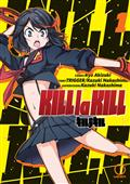 Kill La Kill GN Vol 01 (of 3) (C: 0-1-2) *Special Discount*