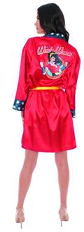 DC Bombshells Wonder Woman PX Satin Robe Lg/Xl (O/A) (C: 1-1