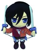 Attack On Titan Mikasa Plush (C: 1-0-2)