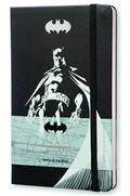 Moleskine Batman Ltd Ed Plain Large Notebook (C: 1-1-2)