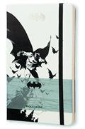 Moleskine Batman Ltd Ed Ruled Large Notebook (C: 1-1-2)