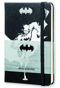 Moleskine Batman Ltd Ed Plain Pocket Notebook (C: 1-1-2)