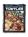 TMNT Eastman & Laird PX Tapestry Blanket (C: 1-1-2)