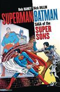 Superman Batman Saga of The Super Sons TP New Ed *Special Discount*