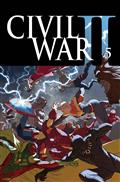 Civil War II #5 (of 7)