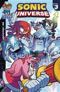 Sonic Universe #89 Cvr A Reg Yardley (C: 1-0-0)