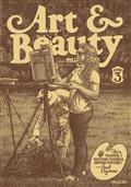 Art & Beauty #3 (MR) (C: 0-1-2)