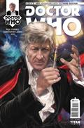 Doctor Who 3Rd #1 (of 5) Cvr A Burns *Special Discount*