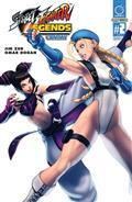 Street Fighter Legends Cammy #2 (of 4) Cvr A Dogan