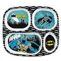 Batman Plate Melamine Dishware (C: 0-1-2)