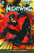 Nightwing TP Vol 01 Traps And Trapezes *Special Discount*