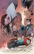 Extremity TP Vol 01 Artist *Special Discount*