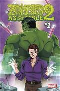 Zombies Assemble 2 #1 (of 4) *Special Discount*