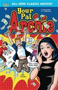ALL-NEW-CLASSIC-ARCHIE-YOUR-PAL-ARCHIE-2-CVR-A-DAN-PARENT