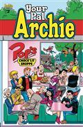 ALL-NEW-CLASSIC-ARCHIE-YOUR-PAL-ARCHIE-2-CVR-B-LES-MCLAINE