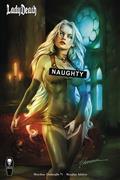 Lady Death Merciless Onslaught #1 Naughty Cvr (MR)