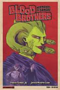 Blood Brothers #3 (of 4)