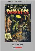 Pre Code Classics Adventures Into Darkness HC Vol 01 (C: 0-1 *Special Discount*