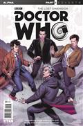 Doctor Who Lost Dimension Alpha #1 Cvr C Stott