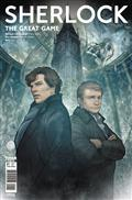 Sherlock The Great Game #1 (of 6) Cvr A Takeda *Special Discount*
