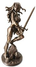 Red Sonja Amanda Conner Statue Broze Ltd Ed (C: 0-1-2)