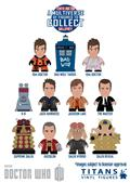 Doctor Who Titans Mini Fig 20Pc Bmb Ds Ser 05 (C: 1-1-2)