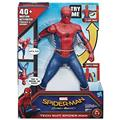 070717-Man Homecoming Tech Suit Spidey AF Cs (Net) (C: 1-1-1