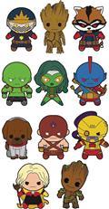 Marvel Gotg Cut Figural Keyring 24Pc Bmb Ds (C: 1-1-2)