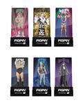 Figpin Wwe Legends Figure Pin 6Pc Asst (C: 1-1-2)