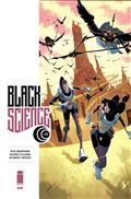 Black Science #38 Cvr A Scalera & Dinisio (MR)