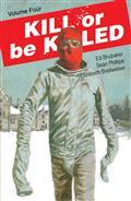 Kill Or Be Killed TP Vol 04 (MR)