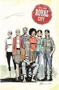 Royal City #14 Cvr A Lemire (MR)