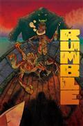 Rumble #6 Cvr A Rubin (MR)
