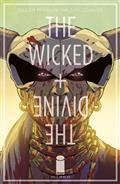 Wicked & Divine #39 Cvr A Mckelvie & Cunniffe (MR)