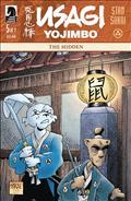 Usagi Yojimbo #5 (of 7) The Hidden