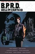 BPRD Hell On Earth HC Vol 03 (C: 0-1-2)