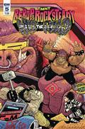 TMNT Bebop Rocksteady Hit The Road #5 (of 5) Cvr A Pitarra