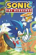 Sonic The Hedgehog Vol 01 Fallout TP (C: 1-1-2)