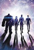 Fantastic Four #1 Pichelli Teaser Var