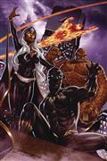 Fantastic Four #1 Brooks Return of Fantastic Four Var