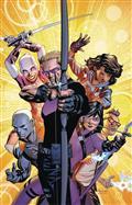 West Coast Avengers #1 Mckone Var