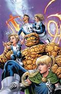 Punisher #1 Larroca Return of Fantastic Four Var