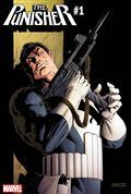Punisher #1 Zeck Remastered Var