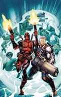 Cable Deadpool Annual #1