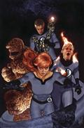 Tony Stark Iron Man #3 Hughes Return of Fantastic Four Var