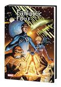 Fantastic Four By Waid & Wieringo Omnibus HC