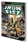 IRON-FIST-EPIC-COLLECTION-TP-FURY-OF-IRON-FIST-NEW-PTG