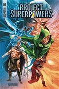 Project Superpowers #1 Cvr E Jones