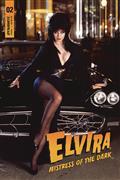 Elvira Mistress of Dark #2 Cvr D Photo