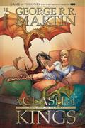 Game of Thrones Clash of Kings #14 Cvr A Miller (MR)